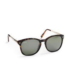 Haga Eyewear Zonnebril goud Havanna bruin (1 stuks)