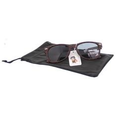 Haga Eyewear Zonnebril Kind 5-10 jaar wayfarer luipaard (1 stuks)