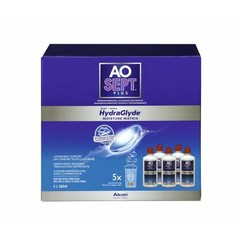 Aosept Plus hydraglyde multi-pack (1 set)