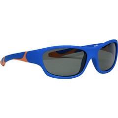Melleson Zonnebril junior 3 - 8 jaar blauw oranje (1 stuks)