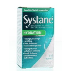 Systane Hydration oogdruppels hyaluronzuur (10 ml)