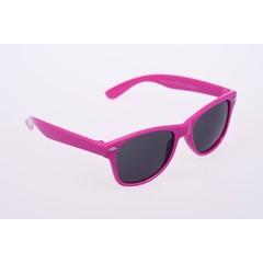 Haga Eyewear Zonnebril kind 5-10 jaar wayfarer roze (1 stuks)
