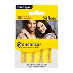 Ohropax Ohropax Yellow (10 stuks)