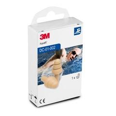 3M Oordopjes water/geluid herbruikbaar (1 paar)