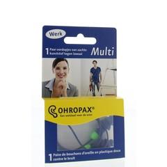 Ohropax Multi (1 paar)