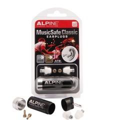 Alpine Musicsafe classic oordopjes (1 paar)