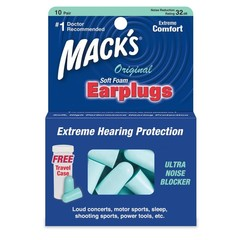 Macks Safesound original (10 paar)