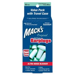 Macks Safesound original (30 paar)