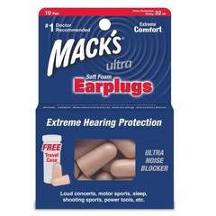 Macks Safesound ultra (10 paar)