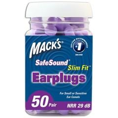 Macks Safesound slimfit (50 paar)