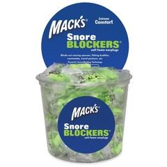 Macks Snore blockers (200 stuks)
