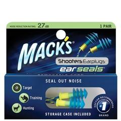 Macks Shooters ear seals (1 paar)