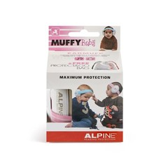 Alpine Muffy baby pink oorkappen (1 stuks)