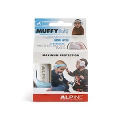 Alpine Muffy baby blue oorkappen (1 stuks)