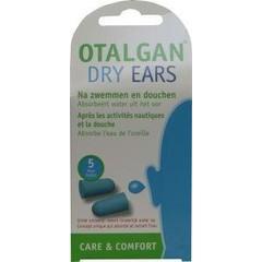 Otalgan Dry ears oordopjes (5 paar)