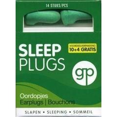 Get Plugged Sleep plugs (7 paar)