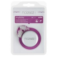 Noizezz Plug & play paars F 17db (1 paar)