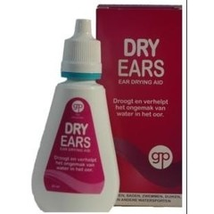 Get Plugged Dry ears (30 ml)