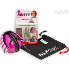 Alpine Muffy pink oorkappen (1 stuks)