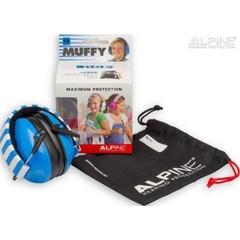 Alpine Muffy blue oorkappen (1 stuks)