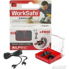 Alpine Worksafe oordopjes (1 paar)