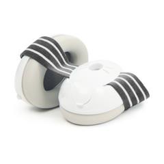Alpine Muffy baby zwart/wit oorkap (1 stuks)
