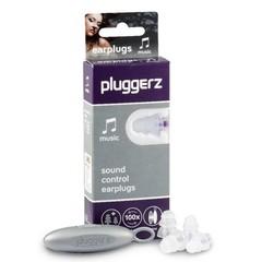 Pluggerz Music oordopjes (2 paar)