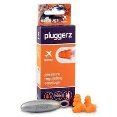 Pluggerz Travel oordopjes (2 paar)