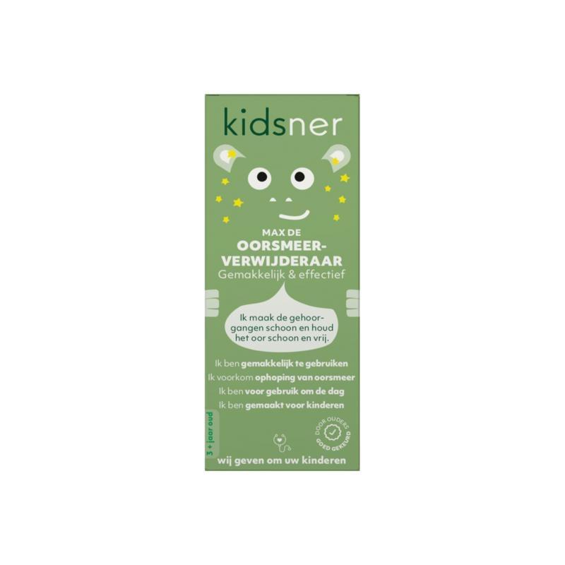 Kidsner Kidsner Max de oorsmeerverwijderaar (10 ml)