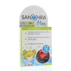 Sanohra Oordop foam max small (6 paar)