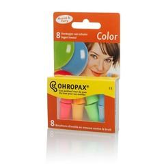Ohropax Oordopjes geluiddempend color (8 stuks)