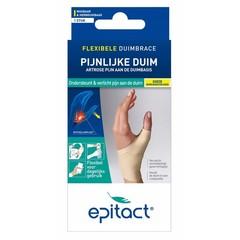 Epitact Duim orthese dag links L (1 stuks)