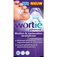 Wortie Wrattenverwijderaar advanced (50 ml)