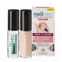 Nailner Colour 5 ml (2 stuks)