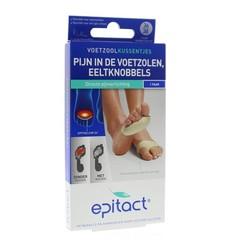 Epitact Voetzoolkussentjes pijn 36/38 (2 stuks)