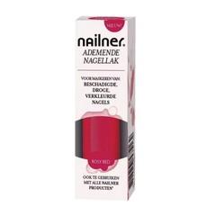 Nailner Nagellak rosy red (8 ml)