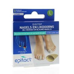 Epitact Digitop nagels en likdoorns L (2 stuks)
