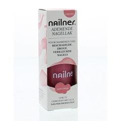 Nailner Nagellak soft pink (8 ml)