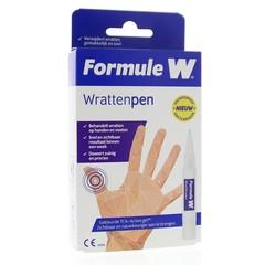 Formule W Wrattenpen (1.5 ml)