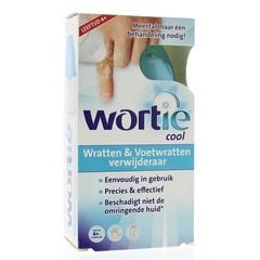 Wortie Wrattenverwijderaar cool (50 ml)