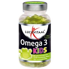 Lucovitaal Omega 3 kids (60 gummies)