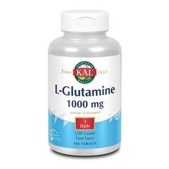KAL L-Glutamine 1000 mg (100 tabletten)