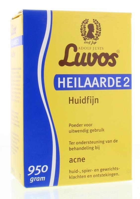 Luvos Heilaarde 2 huidfijn poeder (950 gram)