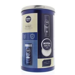 Nivea Geschenkverpakking protect (1 set)