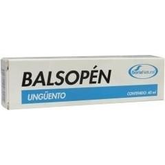 Soria Balsopen dermosor zalf (40 gram)