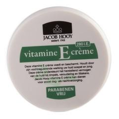 Jacob Hooy Vitamine E creme (140 gram)