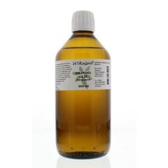 Cruydhof Amandelolie zoet koudgeperst (500 ml)