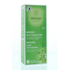 Weleda Berken anti cellulite olie (100 ml)