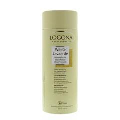 Logona Lavaerde poeder wit (150 gram)