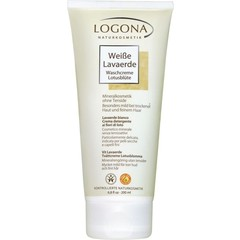 Logona Lavaerde tube wit (200 ml)